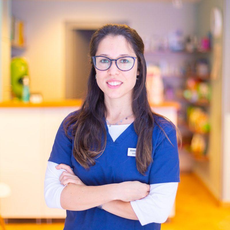 Joana veterinaria Tutatis